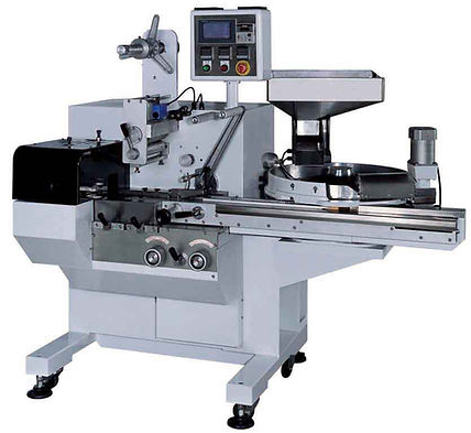 High Speed Microcomputer Candy Packing Machine
