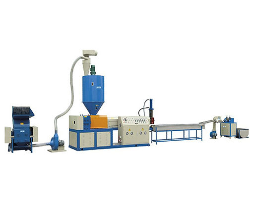 ZL-B Double Stage Plastic Recycling Machine