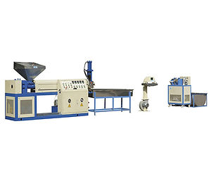 ZL-A Water Cooling Plastic Recycling Machine