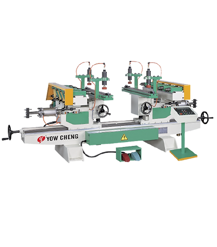 SD-503 DOUBLE END MULTIPLE SPINDLE BORING MACHINE