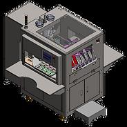 DL1 ROTARY SEMI-AUTOMATIC HF WELDING MACHINE