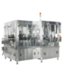 LW-161606 Automatic Rotary Rinsing Filling Capping Machine