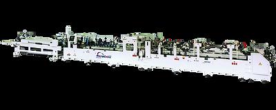 GM-850/1100 Auto. Folder Gluer