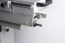 滑动工作台 - 上锁
