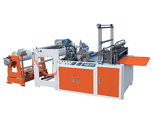 RDK Courier Bag Side Sealing Bag Making Machine