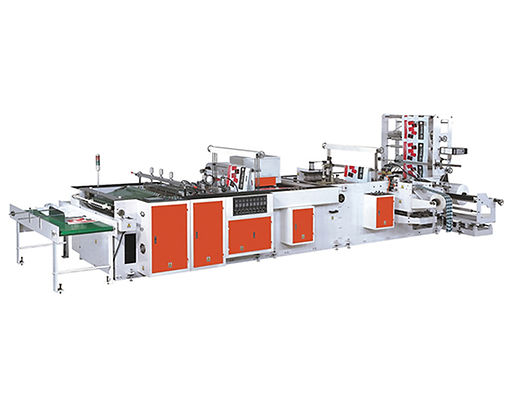 ZD800 Four Function Shopping Bag Making Machine