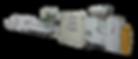 PVC Profile Extruding Machine