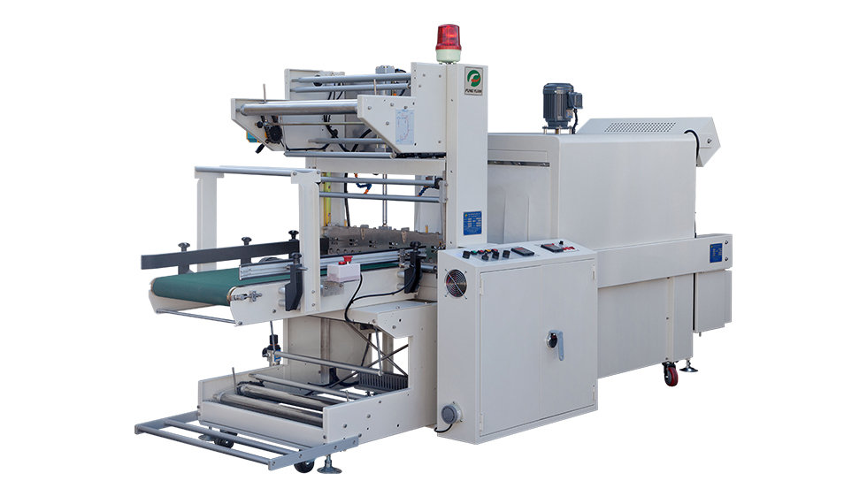Automatic Two - Side Sealing Machine (In Line-Feeding)