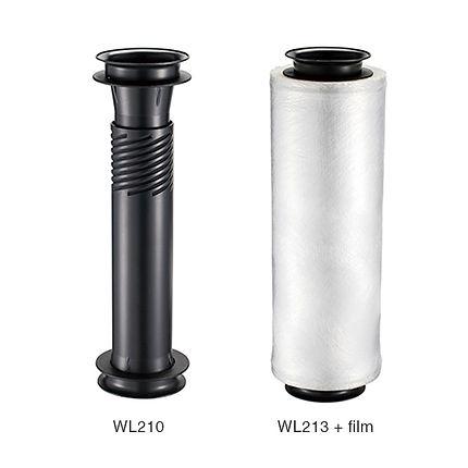 Coreless Film WrapperWL210/WL213