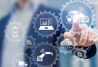 工業 4.0 智慧工廠及自動化生產線