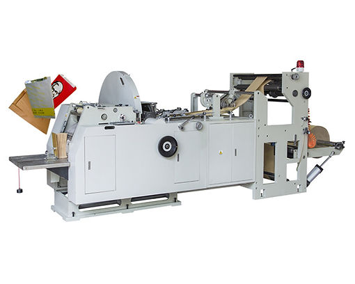 PBM400 Food Paper Bag Making Machine