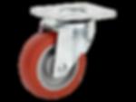428a紅色耐高溫活動輪