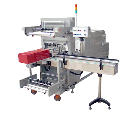 Automatic Sleeve Wrapper - For bottles, Bundle Package