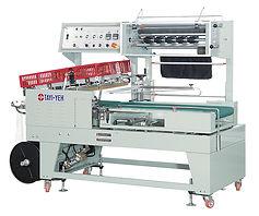 L型自動包裝封口機 TY-700-80 / TY-701-120 / TY-702-120