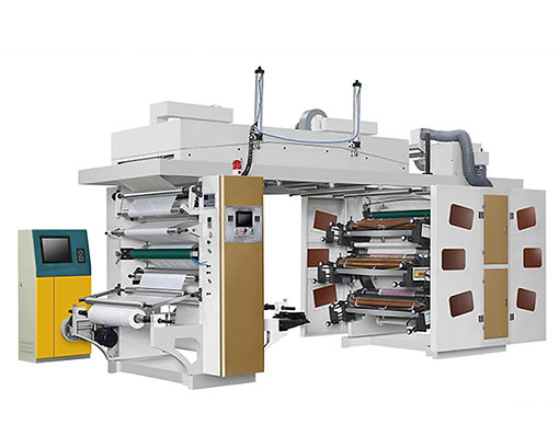 BCI61000 Central Drum CI Flexo Printing Machine