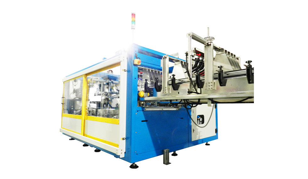 Automatic High Speed Case Packer