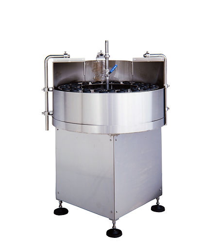 LW-W36 Semi Auto Bottle Washing Machine