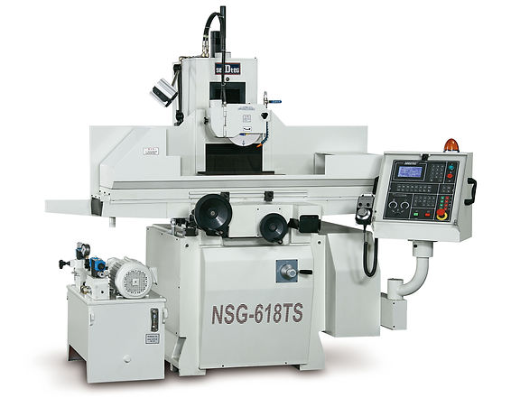SURFACE GRINDING MACHINE - SADDLE TYPE