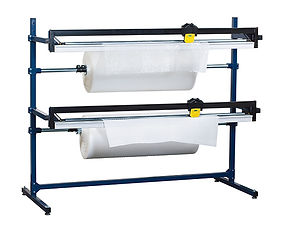 Cutter Stand for Packing Material
