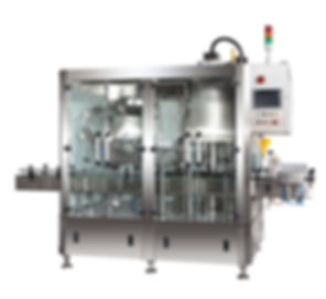 LW-4S-SCS Automatic Rotary Capping Machine