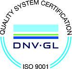 華興已取得ISO9001:2015認證。