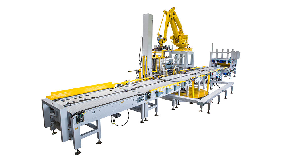 SFA-ROBOTIC PALLETIZER SYSTEM