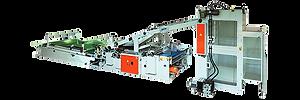 PH-A 链条式 传统裱纸机