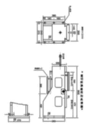 油壓立柱滑座 CK-300A