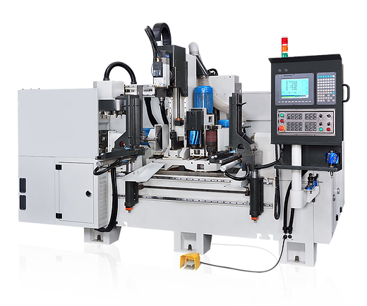 CNC MILL TURN MACHINE