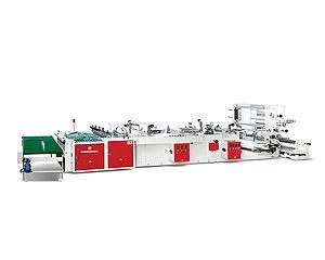 ZDS500 Soft Loop Handle Bag Making Machine