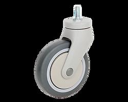 108a灰色TPR活動輪(牙式)