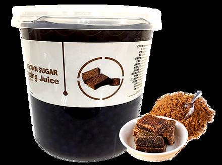 Brown Sugar Coating Juice