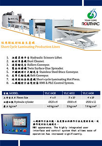 HYD.PRESSES FOR CURVED FORMING MACHINE