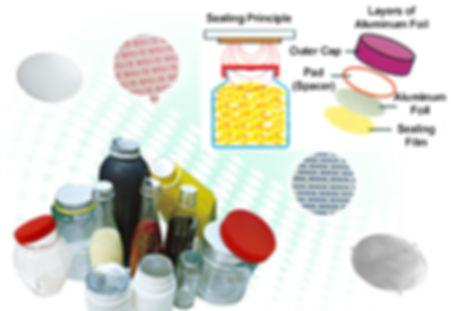 Principle of Aluminum Foil Sealing