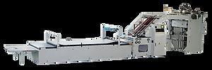 PFL シリーズサーボ式高速合紙機