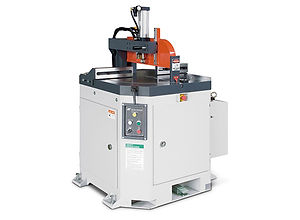 CUT-OFF SAW WITH ROTARY TABLE