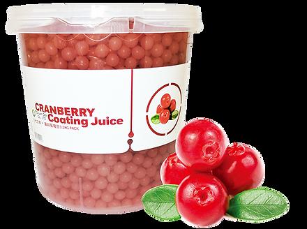 蔓越莓魔豆