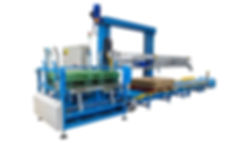 Low Level Palletizer Machine