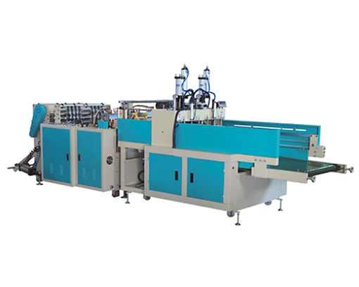 GDFR High Speed T-Shirt Bag Making Machine