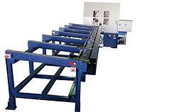 Go Through Type Straightening Machine CK-105