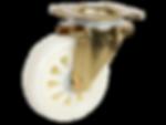 428a白色尼龍活動輪