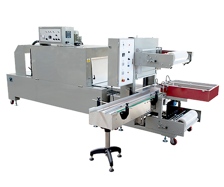 Automatic Shrink Bundler – For tray package