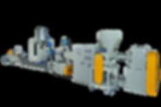 Станок для производства и переработки пластикового пенополистирола