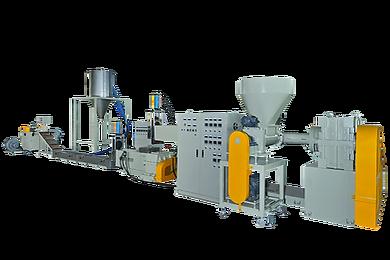 EPS Plastic Recycling Making Machine