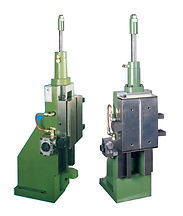 Hydraulic Vertical Column Sliding Base