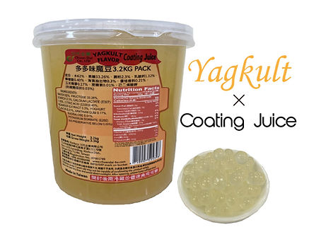 Yagkult Coating Juice