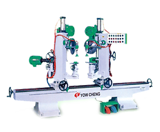 45 ° Double End Miter Saw With Boring Head Machine