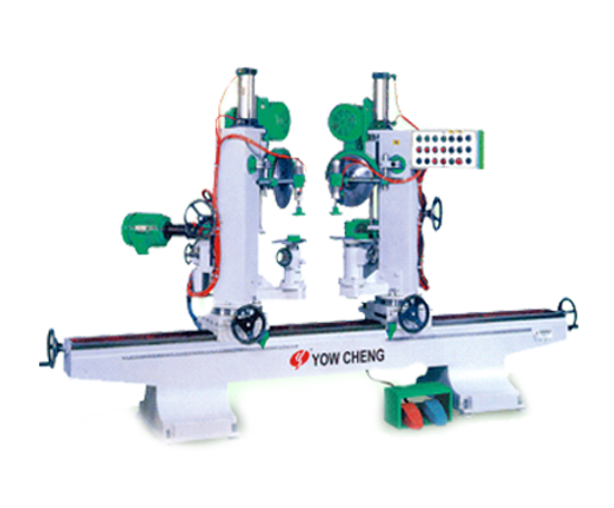 YC-602SBA / YC-802SBA 45 ° Double End Miter Saw With Boring Head Machine