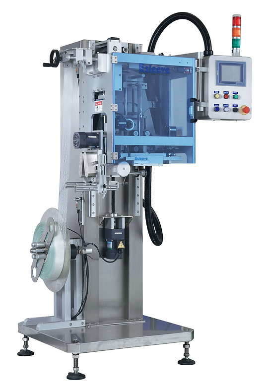 SLEEVE LABELING MACHINE  (FOR TAMPER EVIDENT/CAP)