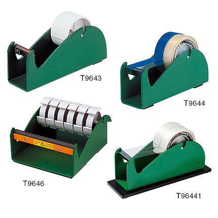 Desk-Top Tape DispensersT9643/T9644/T9646/T96441